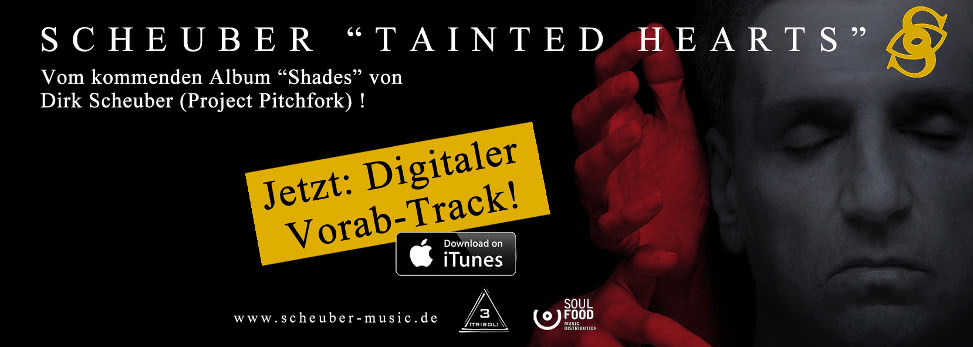 Scheuber - Tainted Hearts - download on itunes